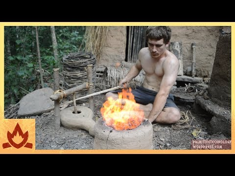 Primitive Technology Forge Blower Amazing