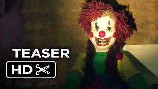 Nonton Poltergeist Official Teaser Trailer  1  2015    Sam Rockwell  Rosemarie Dewitt Movie Hd Film Subtitle Indonesia Streaming Movie Download