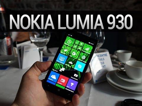 Nokia Lumia 930, prise en main – par Test-Mobile.fr