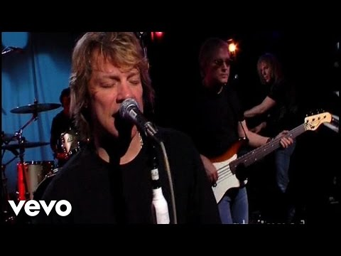 BON JOVI - Wanted Dead Or Alive (stripped)