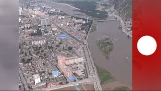 Dingxi China  city photos gallery : China quakes: death toll rises, thousands homeless