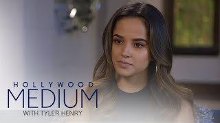 Video Tyler Henry's Reading Brings Becky G to Tears | Hollywood Medium with Tyler Henry | E! MP3, 3GP, MP4, WEBM, AVI, FLV April 2018