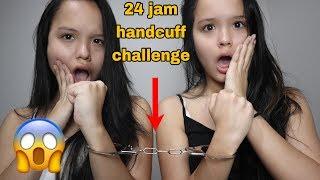 Video 24 JAM HANDCUFF CHALLENGE   TWINS MP3, 3GP, MP4, WEBM, AVI, FLV Desember 2018