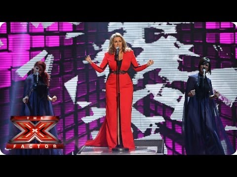 Bleeding Love by Leona Lewis - Sam Bailey
