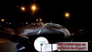 7. BMW HP4 vs Kawasaki ZX10R: Street SMACKDOWN 2014!