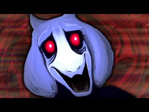 UNDERTALE HORROR TORIEL BECAME SCARY AND INSANE - UNDERTALE QUEST [Awesome Undertale Fan Game]