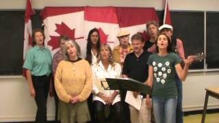 Harperman Thunder Bay Singalong