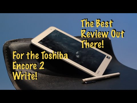 Toshiba Encore 2 Write Review [Created by You!]