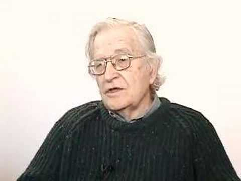Noam Chomsky: The Israel-Palestine Conflict