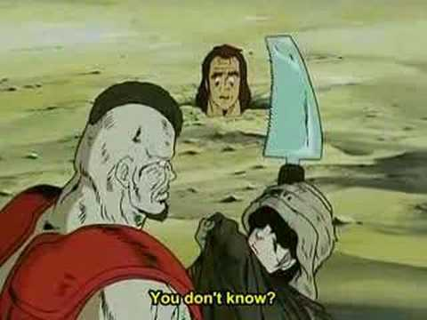 ken il guerriero - kenshiro a caccia di jagger
