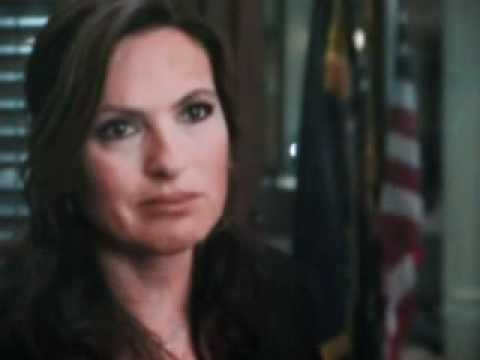 Law and Order: SVU Season 13 II Liv Cries after Elliot Quits