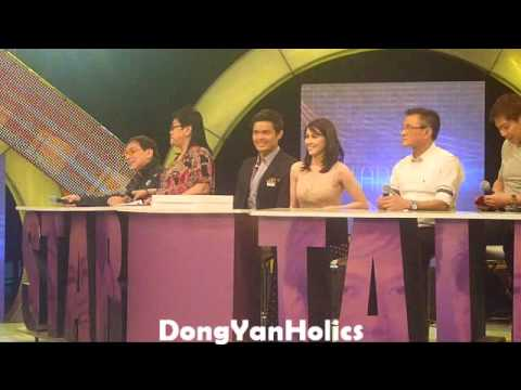 DongYan In Startalk- Part 2- (2-11-2012)