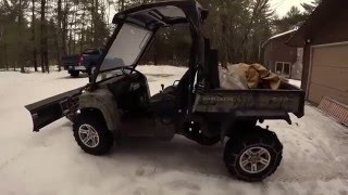 2. 08 John Deere Gator 620i Review