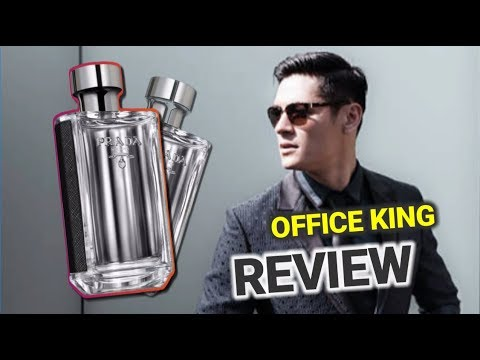 PRADA L'HOMME Review | Best Office Fragrance of ALL TIME