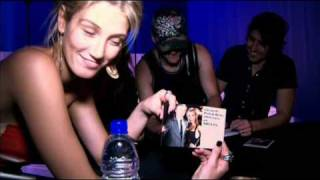 Delta Goodrem - Behind The Scenes (Part 1/3) - Believe Again Tour DVD