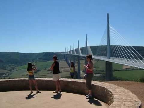Millau Bridge, France | Location Picture Gallery |One Of The Most Famous Landmark Of The World