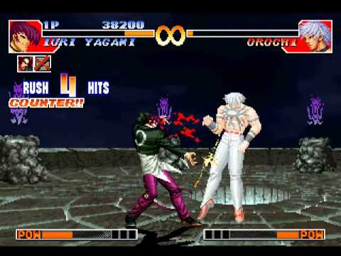 download king of fighters 97 psx