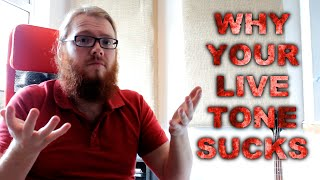Download Lagu Why Your Live Tone Sucks Mp3