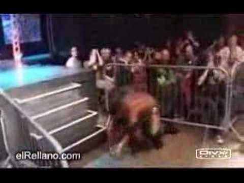 Blooper en lucha libre