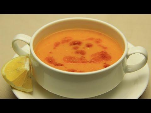 Turkish Vegetable Lentil Soup Recipe – Traditional Turkish Red Lentil