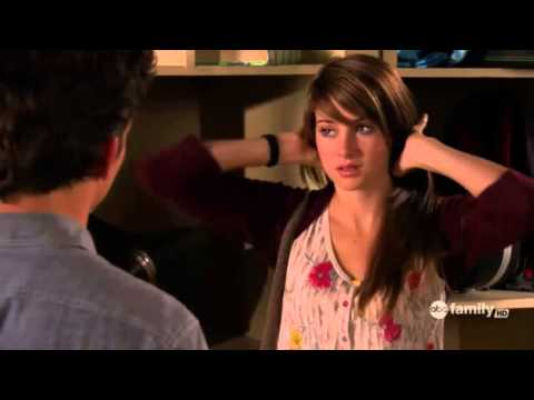 Amy and Ricky   The Secret Life of the American Teenager   2x18 - Clip 1
