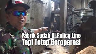 Download Video Dansektor Satgas Citarum Heran, Pabrik Sudah Di Police Line Tapi Tetap Beroperasi MP3 3GP MP4