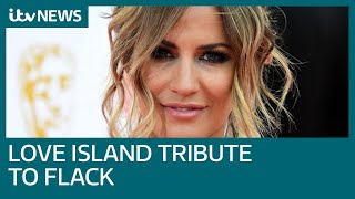 Love Island returns with tribute to Caroline Flack after former presenter's death | ITV News