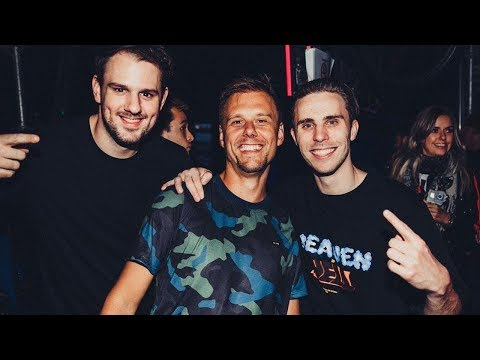 Out now: Armin van Buuren & W&W – D# Fat