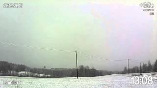 Sääkamera Keskiviikko 23. Joulukuuta 2015 (weather/sky camera) [2015-12-23]