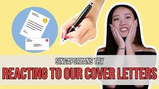 Video Singaporeans Try: Reacting To Their Resumes | EP 98 MP3, 3GP, MP4, WEBM, AVI, FLV Januari 2019