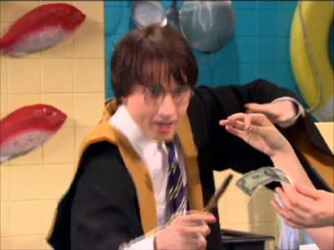 So Random! Harry Potter Exclusive Clip