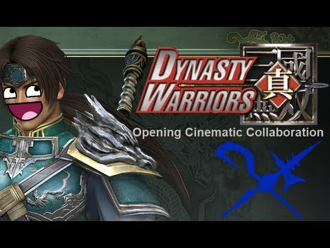 Dynasty Warriors - All Opening Cinematics (1997-2013)