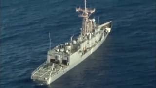 RIMPAC 2016 SINKEX of Decommissioned USS Thach (FFG 43)