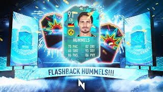 FLASHBACK HUMMELS & ONE TO WATCH SBC! - FIFA 20 Ultimate Team