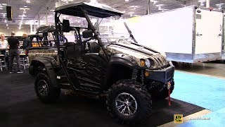 9. 2018 Cub Cadet Challenger 700 Utility ATV - Walkaround - 2017 Toronto ATV Show