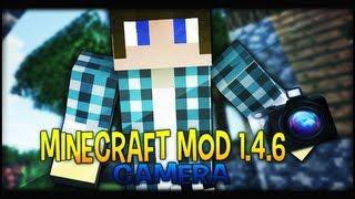 Câmeras Fotográficas   Minecraft Mod 1.4.6 CAMERACRAFT