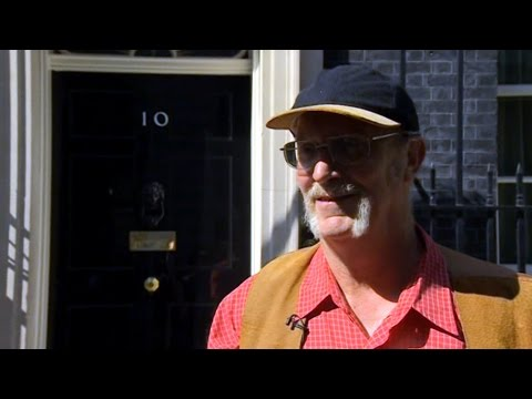 A farmer from Lincolnshire visits London for the first time