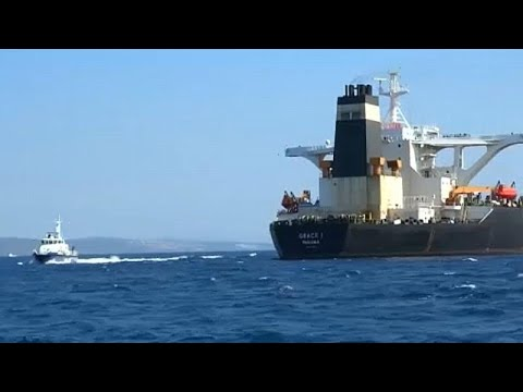 Συνελήφθη δεξαμενόπλοιο που μετέφερε πετρέλαιο στη Συρία…