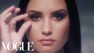 Video Demi Lovato, Unfiltered: A Pop Star Removes Her Makeup | Vogue MP3, 3GP, MP4, WEBM, AVI, FLV Juni 2018