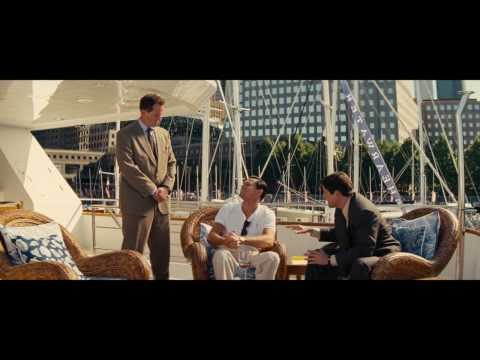 The Wolf of Wall Street Clip 'Bribe'