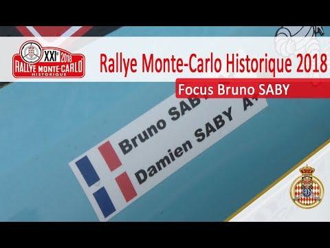 Focus Bruno SABY - RMCH 2018
