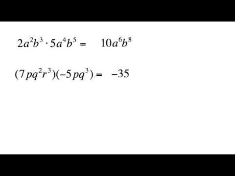 Vídeos Educativos.,Vídeos:Multiplicación de polinomios