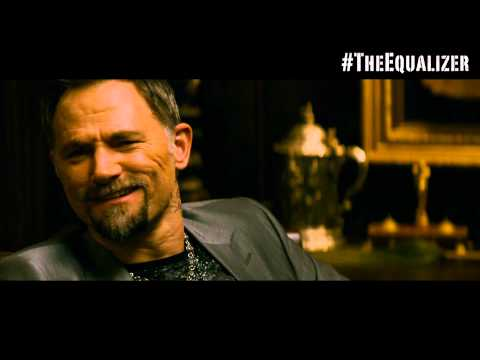 The Equalizer - Extended Clip: Showdown