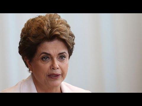 Βραζιλία: Δημοψήφισμα για πρόωρες εκλογές προτείνει η Ρούσεφ
