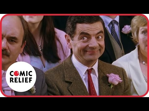Mr Bean's Wedding - Classic Comic Relief