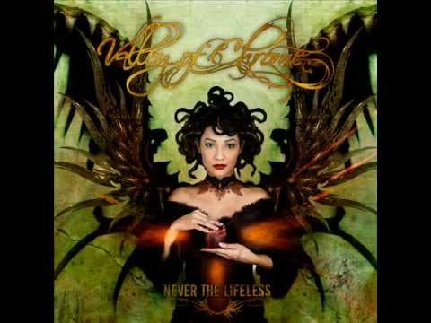 Valley Of Chrome - Kiss of medusa lyrics