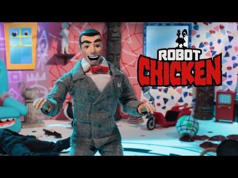 Robot Chicken   Robot Chicken Does... PeeWee   Adult Swim Nordic