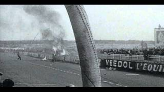 Le Mans Tragedy - Killed 81 spectators (1955)