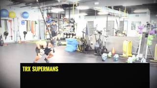 TRX Advanced/Performance Exercises