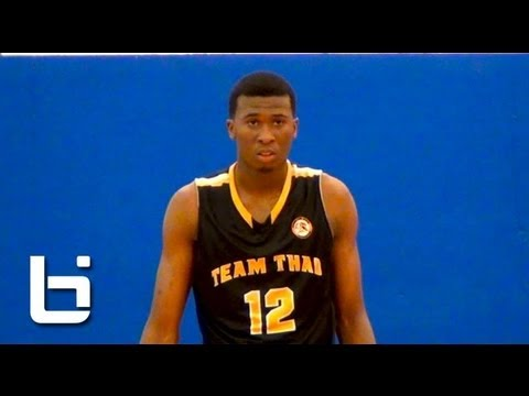 2014 Elite SF looks like a Future Pro: 6'8 Leron Black Official Ballislife Mixtape (Memphis, TN)
